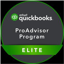 Elite Quickbooks Certified Pro Advisor