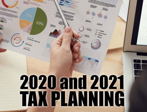 2020 & 2021 Tax Planning (Unknown Outcomes)