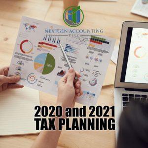 2020 & 2021 Tax Planning